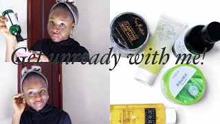 MY NIGHT ROUTINE | GET UNREADY WITH ME (Skincare Routine)