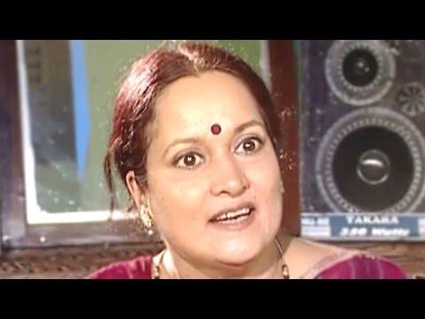 Himani Shivpuri, Sudhir Dalvi, Apan Apan Bhagya Ba - Bhojpuri Scene 2/13