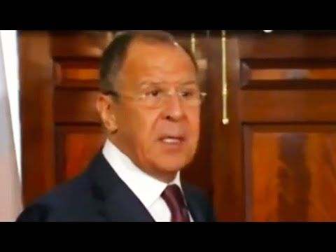 Russian Foreign Minister Trolls American Media Over Comey Question