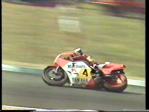 MotoGP - South African 500cc GP - Kyalami - 1983.