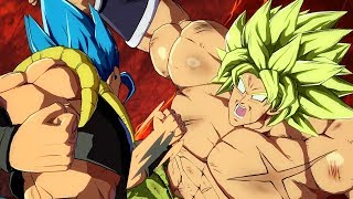 Dragon Ball FighterZ - All Dramatic Finishes (DLC Season 1 & 2 Included) [JP]