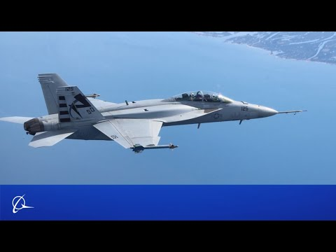 F/A-18 Block III Super Hornet Tour