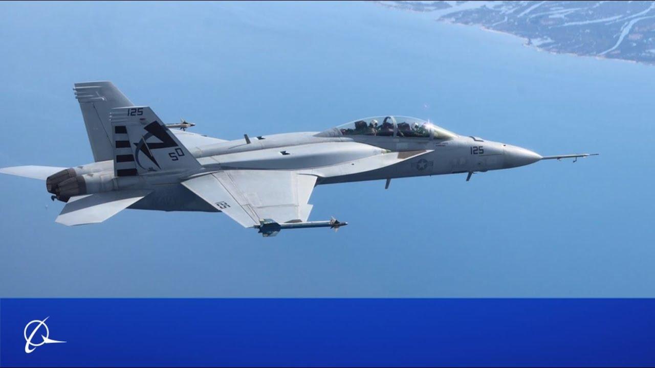 F/A-18 Block III Super Hornet Tour - YouTube