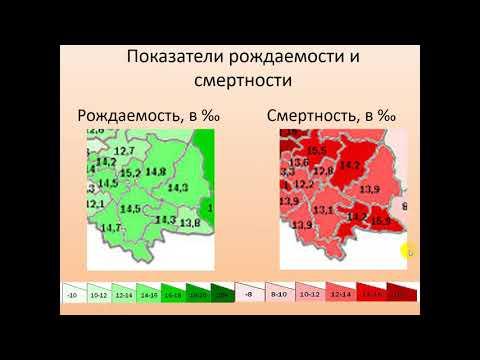 Население Урала 9 класс география