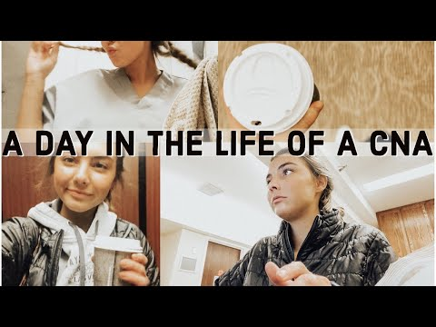 A DAY IN THE LIFE OF A CNA