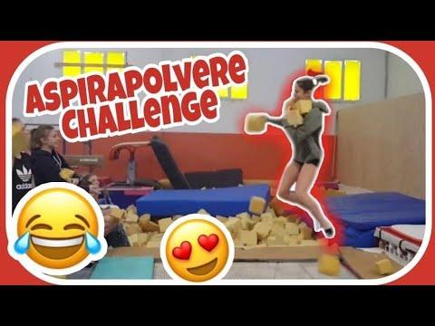 ASPIRAPOLVERE CHALLENGE ginnastica artistica