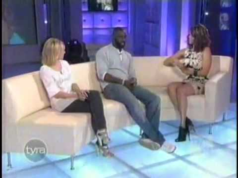 Idris Elba and Brittany Snow interviewed in April 2008