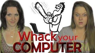MY SEXY UNDERPANTS!!! | Whack your Computer