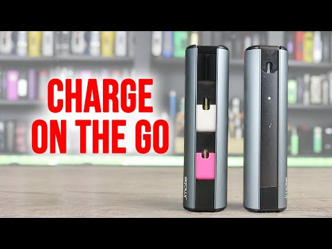CHARGE YOUR JUUL ON THE GO! ✌️🚭