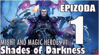 Heroes of Might and Magic VI: Shades of Darkness | #1 | Raelag | CZ / SK Let's Play / Gameplay