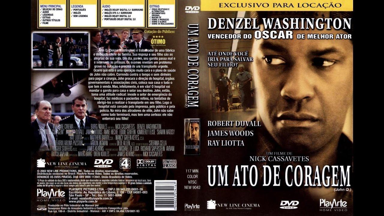DE WASHINGTON DENZEL BAIXAR FILME UM CORAGEM ATO COM