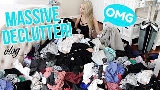 Video How To Declutter + Downsize Your Wardrobe | #SpringCleaningWeek download MP3, 3GP, MP4, WEBM, AVI, FLV Februari 2018