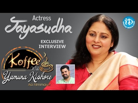 Actress Jayasudha Exclusive Interview || Koffee With Yamuna Kishore #9 || #350