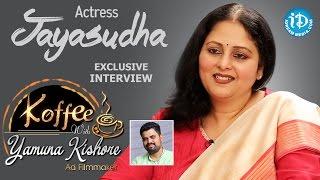 Actress Jayasudha Exclusive Interview    Koffee With Yamuna Kishore #9