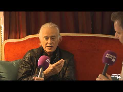 Jimmy Page talks about being a session musician