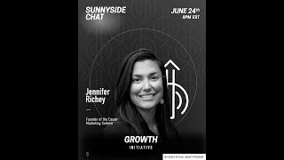 Sunnyside Chat Brent Choi and Jennifer Richey