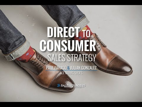 036: Direct to Consumer Sales Strategy with Ace Marks Founder Paul Farago