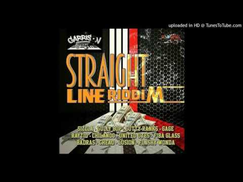 Sizzla - Talk A Di Town (Straight Line Riddim)  July 2016