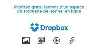 Profitez gratuitement de Dropbox avec Bouygues Telecom