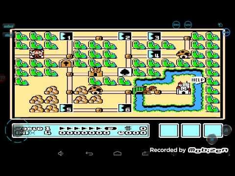 Descargar Super Mario bros 3 apk [link mega] android 2015