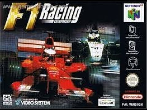 F1 2000 Pc Game