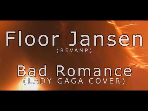 Floor Jansen - Bad Romance (Lady Gaga Metal-Cover) [LIVE-CLIP]