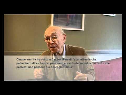 Jerome Bruner - Reggio Emilia Approach