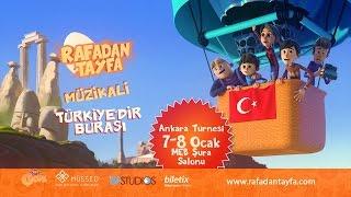 Rafadan Tayfa Müzikali - Ankara Turnesi