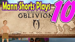 Mann Shorts Plays - TES Oblivion Part 10: Finding Jabroni