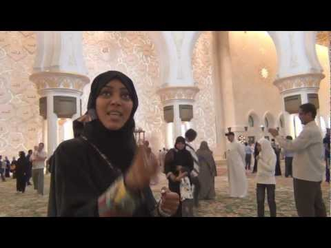 Tour of Sheikh Zayed Mosque, Abu Dhabi Part 3