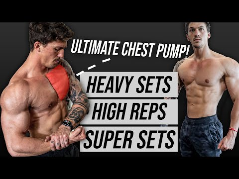 HOW TO TRAIN CHEST LIKE A FITNESS COMPETITOR *SHREDDED CHEST* | SHRED SERIES EP. 5