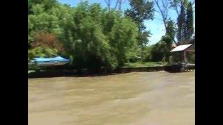 Argentine Buenos-Aires Vidéo Découverte du delta du Tigre