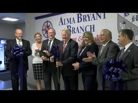 Navigator Credit Union opens at Alma Bryant High School
