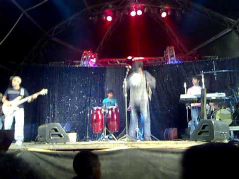 Doro Brasamundo na festa do arroz 2010 em gameleiras MG