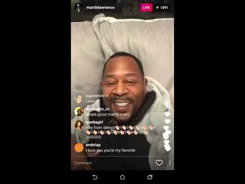 Martin Lawrence LIVE After 20 Years