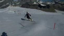 Slalom training - Zermatt, 03.09.2013., Mado