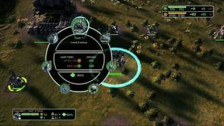 Supreme Commander Xbox 360 Feature-Commentary - Command