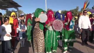Australia Day 2014 Parade In Adelaide And Afghans In Sa- حضور افغانان در سال روز استرالیا در ادیلاید