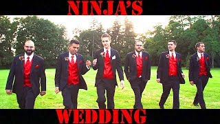 NINJA (Tyler Blevins) Gets Married **Beautiful**