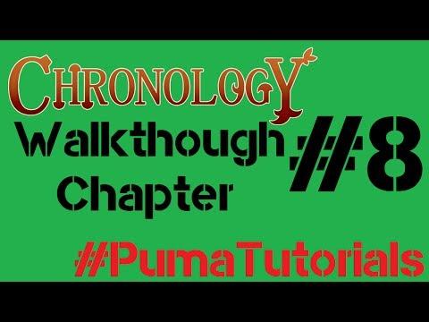 Chronology - Chapter 8 Walkthrough #PumaTutorials