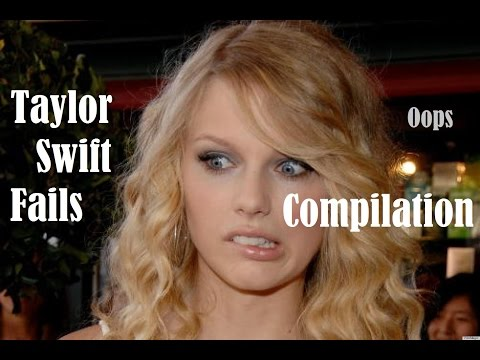 Taylor Swift Fail Compilation