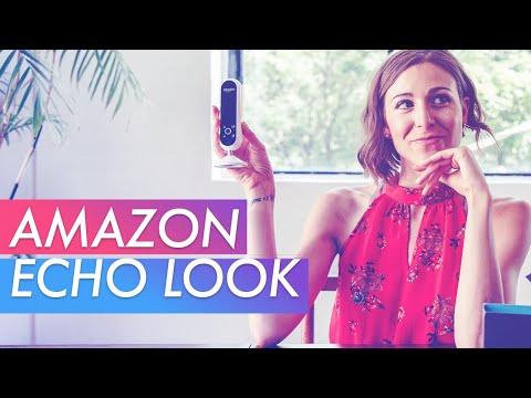 Amazon Echo Look: A Selfie Camera for Fashionistas