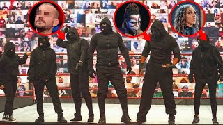 Revealing Every Retribution Member In WWE