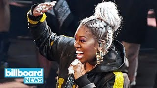 Missy Elliott Performs Hits from 'The Rain' to 'Lose Control' at 2019 MTV VMAs | Billboard News