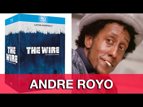 Andre Royo   The Wire, Agent Carter & Calloused Hands