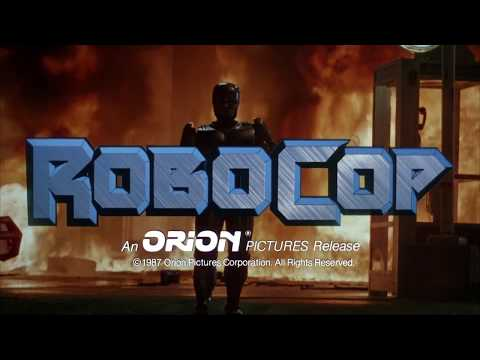 Robocop - Original Theatrical Trailer HD (Paul Verhoeven, 1987)