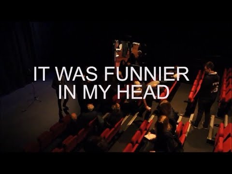 Andrew White: It Was Funnier In My Head (FULL SHOW - 2016/17)