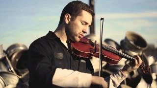 Imagine Dragons - Radioactive Daniel Blair Violin Cover (OFFICIAL VIDEO)