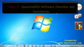 gis lab practice video 1 introduction quantumgis qgis
