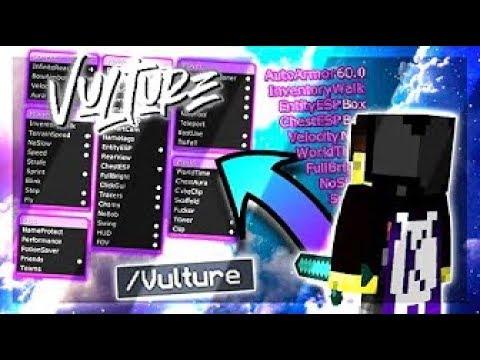 Лучший чит Free Vulture B1.125 | ОБХОД CubeCraft | Яндекс диск | #MineBars #PandaMine | чит Vulture